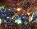 Starcraft Illustration bydannlord