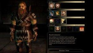 Dragon Age Origins: Character Creator