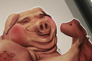 Primus Bacon Rosto - PARLA!